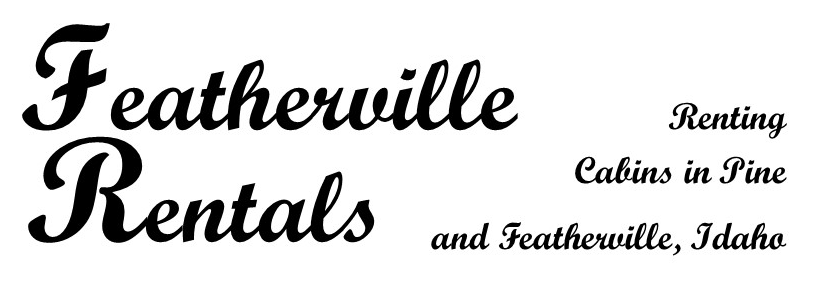 Featherville Rentals logo